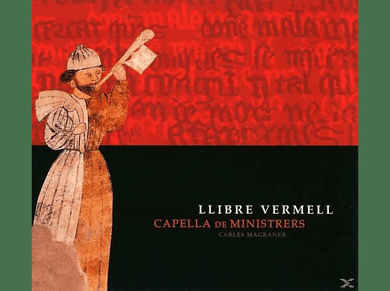 Capella De Minstrers - Llibre Vermell-14th Century Songs and Dances [CD]