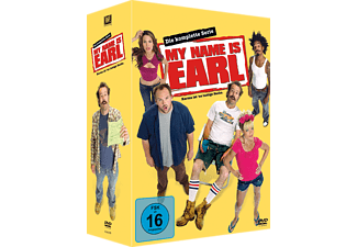 My Name is Earl - Complete DVD-Box DVD
