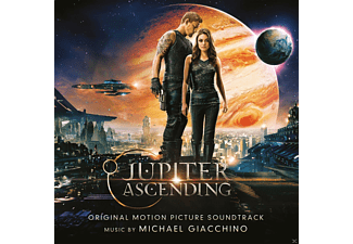 VARIOUS - Jupiter Ascending (Michael Giachino  - (Vinyl)