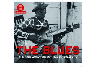 VARIOUS - The Blues: The Absolutely Essential 3CD Collection  - (CD)