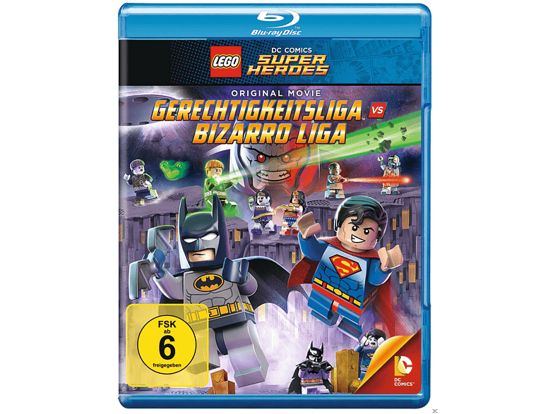 Lego - Justice League vs. Bizarro [Blu-ray]
