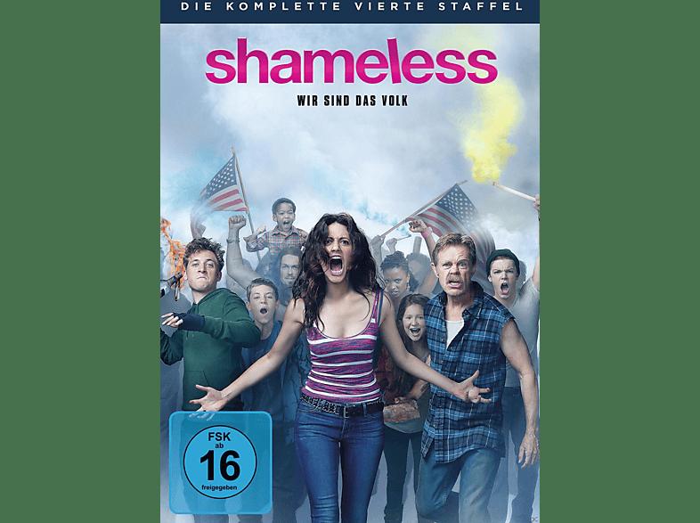 Shameless - Staffel 4 [DVD]