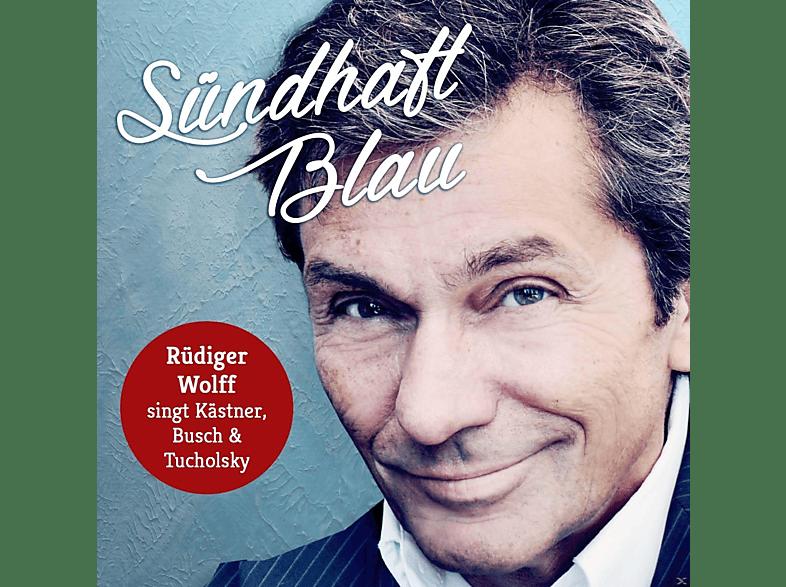 Rüdiger Wolff - Sündhaft Blau [CD]