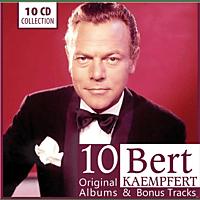 Bert Kaempfert - 10 Original Albums [CD]