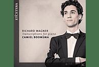 Camiel Boomsma - Transcriptions For Piano [CD]