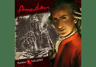 Amadeus - Saladin (Partitur 9)  - (CD)