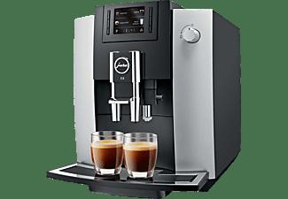 JURA E6 Kaffeevollautomat Platin