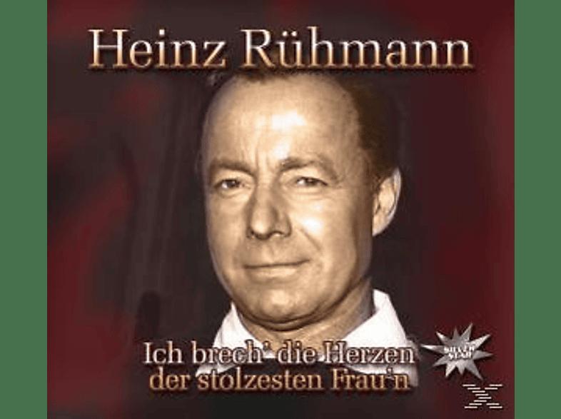 Heinz Rühmann - ICH BRECH DIE HERZEN DER STOLZESTEN FRAU N [CD]