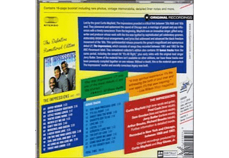 The Impressions - The Impressions: Debut Album (The Definitive Remastered Edition)  - (CD)