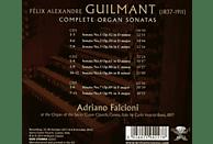 Falcioni Adriano - Complete Organ Sonatas [CD]