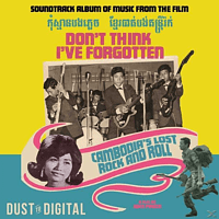 VARIOUS - Don't Think I've Forgotten: Cambodia's Lost Rock And Roll [CD]