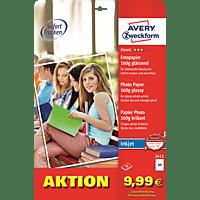 AVERY ZWECKFORM 2415 Classic Inkjet Fotopapier 210 x 297 mm 210 x 297 mm A4  40 Blatt