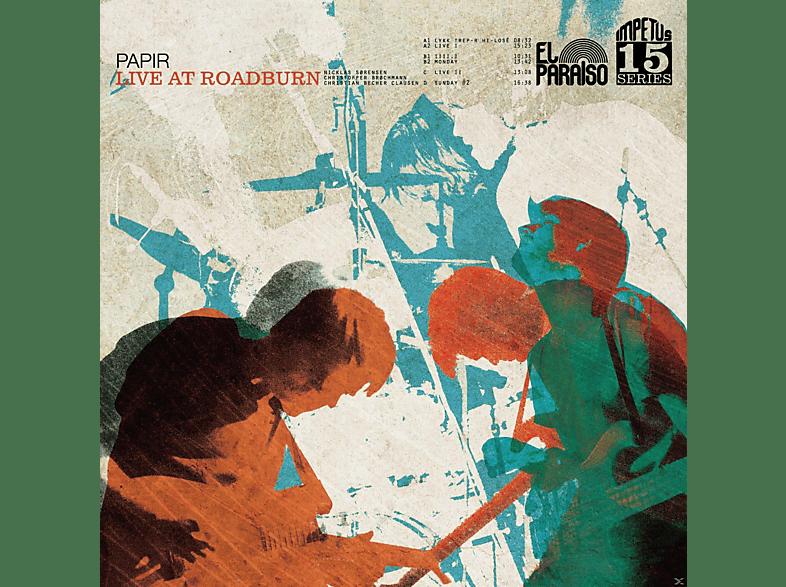 Papir - Live At Roadburn [CD]