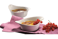 GEFU 35390 Inspiria 2-tlg. Crème-Brûlée-Schalen