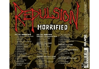 Repulsion - Horrified (Reissue)  - (CD)