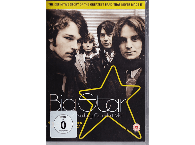 Big Star - Nothing Can Hurt Me [DVD]