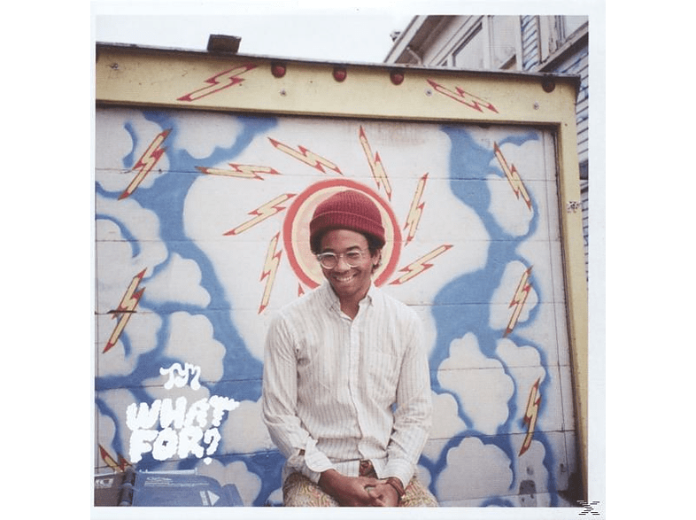 Toro Y Moi - What For? [CD]