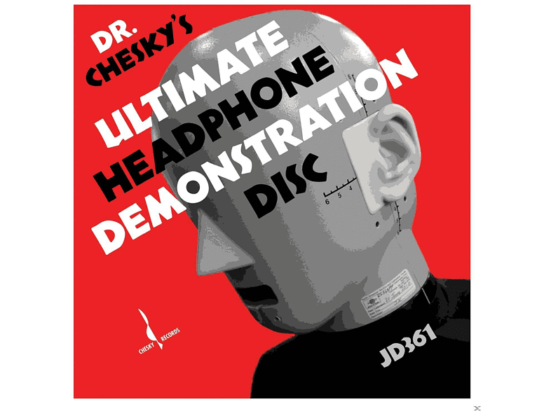 Dr. Chesky - The Ultimate Headphone Demonst [CD]