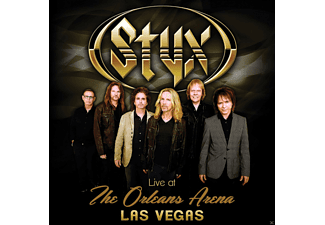 Styx - Live At The Orleans Arena Las Vegas  - (CD)