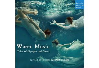 Capella De La Torre - Water Music - Tales Of Nymphs And Sirens - (CD)