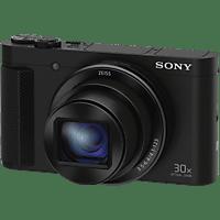 SONY Cyber-shot DSC-HX90 Zeiss Digitalkamera Schwarz, 18.2 Megapixel, 30x opt. Zoom, TFT-LCD, Xtra Fine, WLAN