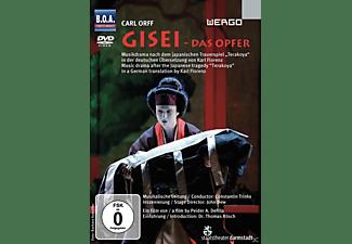 VARIOUS, Staatstheater Darmstadt - Gisei - Das Opfer  - (DVD)