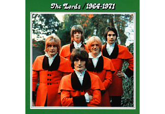 The Lords - 1964-1971  - (CD)