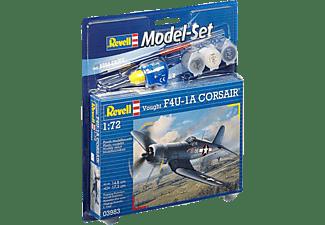 REVELL 63983 Vought F4U-1D Corsair, Schwarz