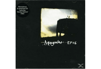 Mogwai - Ep+6  - (CD)