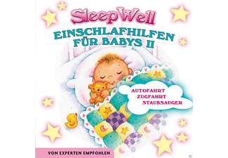 Francine Steiner - Einschlafhilfen Für Babies Ii - Sleep Well  - (CD)