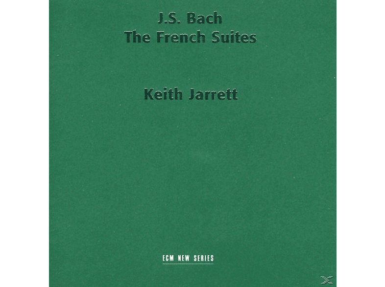 Keith Jarrett - Französische Suiten 1-6 [CD]