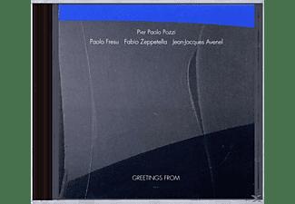 Pier Paolo, Pozzi,Pier Paolo,Paolo Fresu,Fabio Zeppetella - GREETINGS FROM...  - (CD)