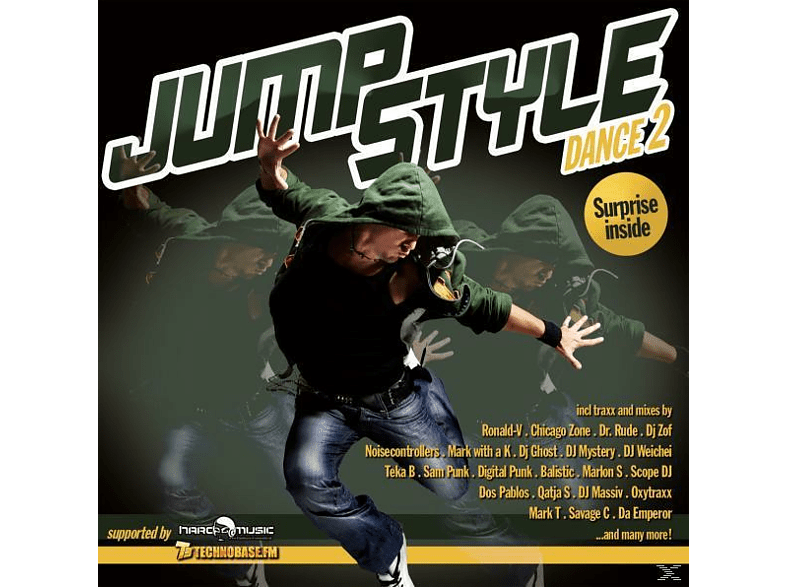 VARIOUS - Jumpstyle Dance 2 [CD]