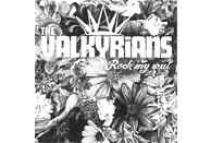 The Valkyrians - Rock My Soul [CD]