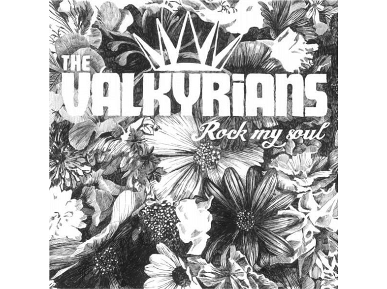 The Valkyrians - Rock My Soul [LP + Bonus-CD]