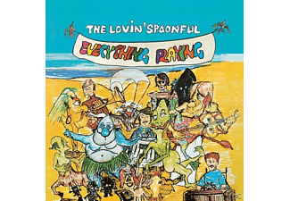 The Lovin' Spoonful - Everything Playing - (CD)