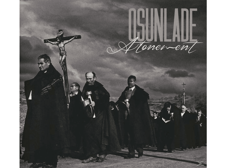 Osunlade - Atonement [CD]