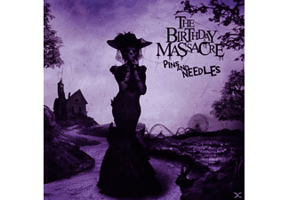 The Birthday Massacre - Pins and needles - (CD)