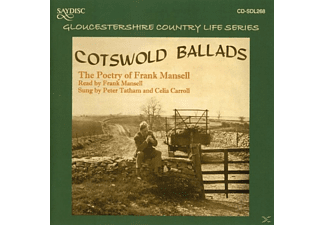 VARIOUS - Cotswold Ballads - (CD)