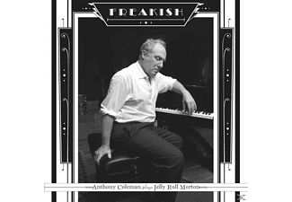 Jelly Roll Morton, Anthony Coleman - Freakish-Plays Jerry Roll Morton  - (CD)