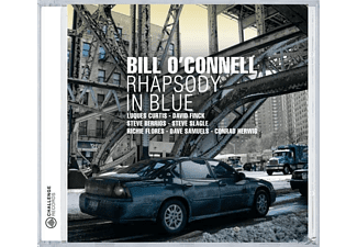 Bill O'connell - Rhapsody In Blue  - (CD)
