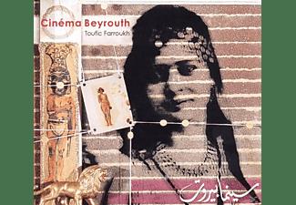 Toufic Farroukh - Cinema Beyrouth  - (CD)