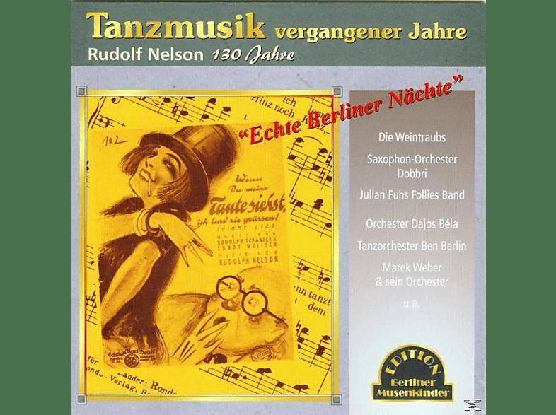 VARIOUS - Echte Berliner Nächte [CD]