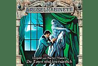 Gruselkabinett-Folge 99 - Gruselkabinett 99: Die Toten sind unersättlich - (CD)