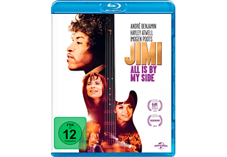 Jimi: All Is By My Side (MSD Exclusive) - (Blu-ray)