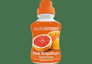 SODASTREAM Getränkesirup Pink-Grapefruit-Geschmack, 375 ml