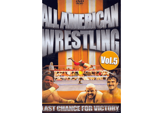 All American Wrestling - Vol. 05: Last Chance For Victory - (DVD)