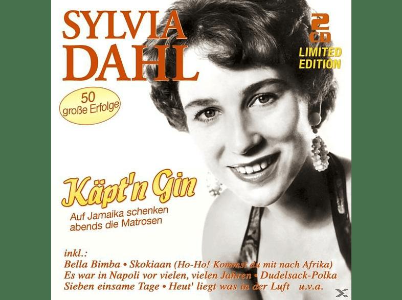 Sylvia Dahl - Käpt'n Gin-50 Große Erfolge (Ltd.Edt.) [CD]