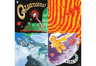 King Gizzard & The Lizard Wizard - Quarters (Lp+Mp3) - (LP + Download)