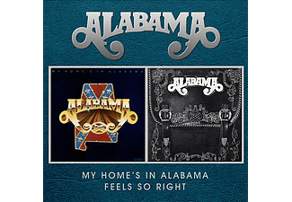 Alabama - My Home's in Alabama / Feels So Right (CD)